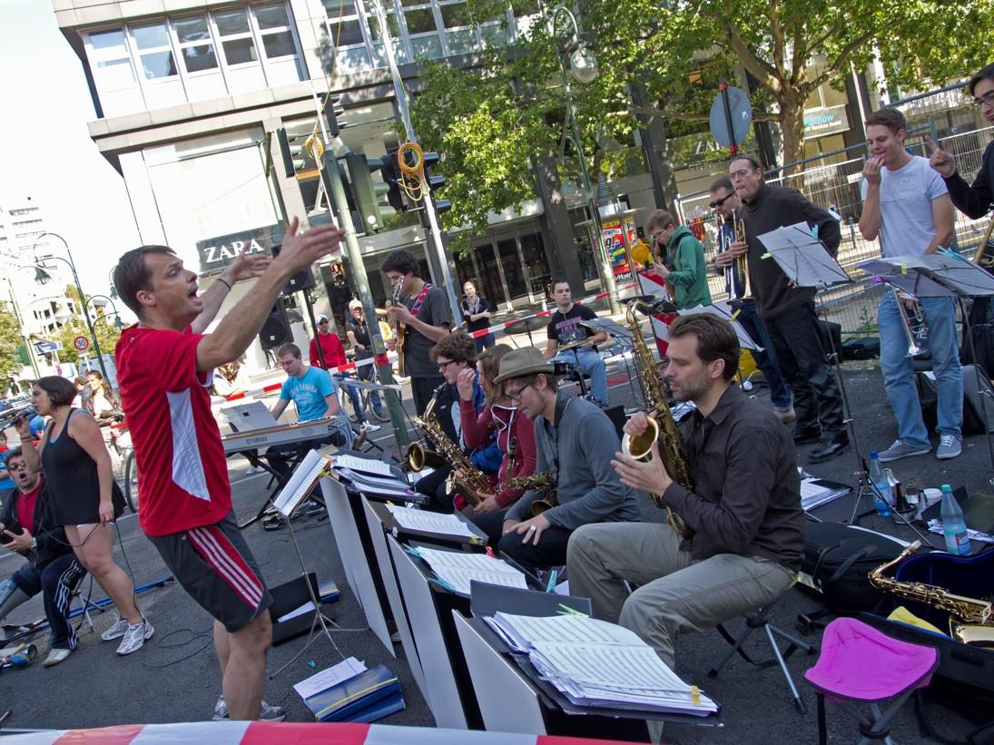 Flintstones Big Band Berlin Berlin Marathon
