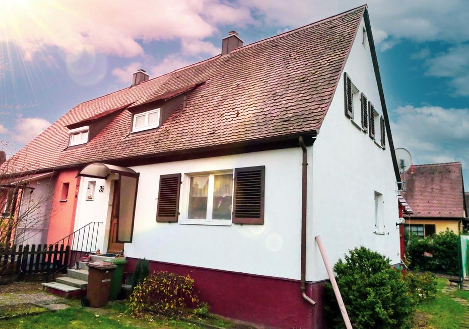 Doppelhaushälfte Baiersdorf DeinHouse Immobilien