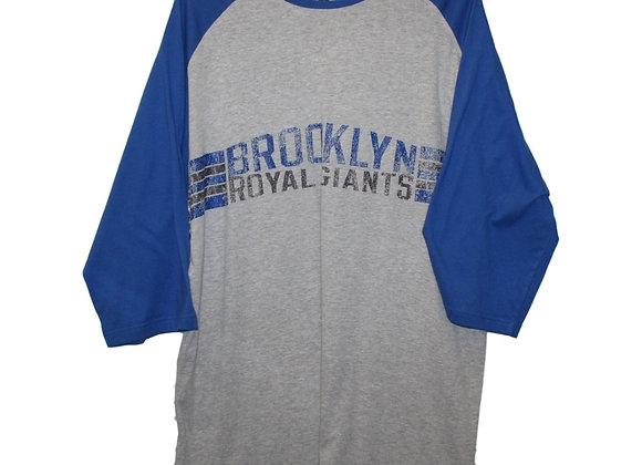 Brooklyn Royal Giants- Vintage Negro League Baseball Shirt