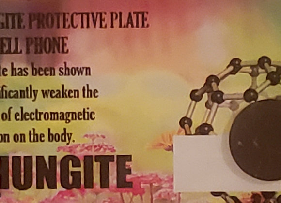 Shungite Protective Plate