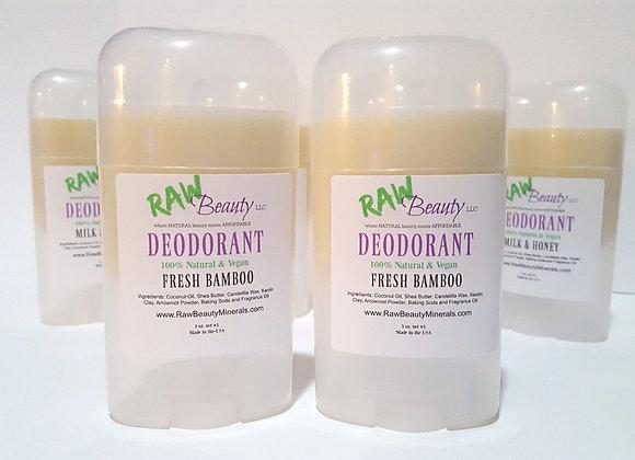 Vegan Deodorant   Cruelty Free Deodorant   Aluminum Free   2 Oz