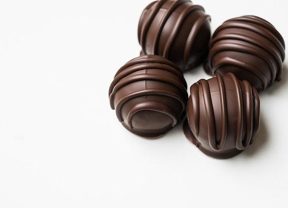 CBD Confection: Coconut Milk Chocolate Coffee Crunch