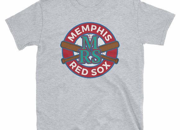 Memphis Red Sox Negro League T-shirt (unisex)