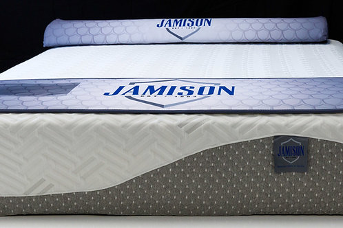 "JAMISON TLC 12.5"" NATURAL LATEX ULTRA PLUSH"