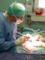 Dr. Schmitz im OP