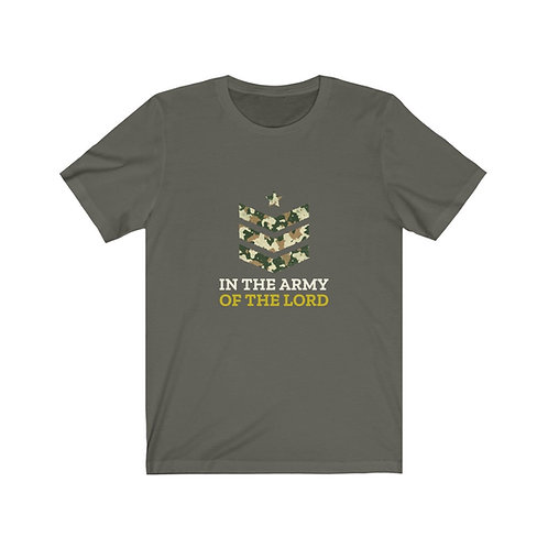 """Army of the Lord"" Short Sleeve Tee"