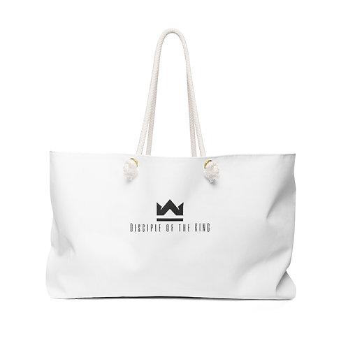 """(DK) """"Side-Piece"""" Weekender Bag"""