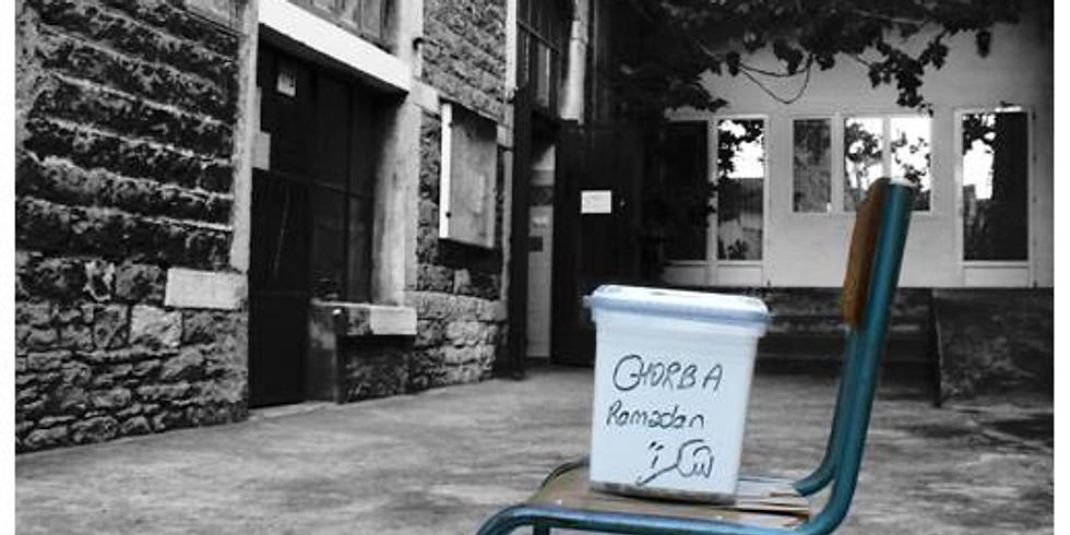 Choix n°3 : Ramadan solidarité - Apporter votre soutien financièrement !