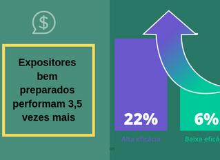 FEIRAS DE NEGÓCIOS: Expositor não compra estande, compra expectativa de resultados