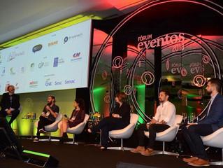 Fórum Eventos reúne cerca de 500 participantes em São Paulo