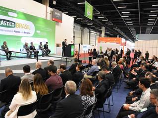 Abertura da PLÁSTICO BRASIL reflete expectativa de crescimento da indústria