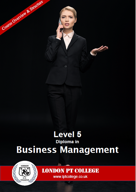 Payment - Level 5 Diploma in Business Management