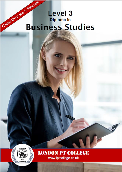 Payment - Level 3 Diploma in Business Studies