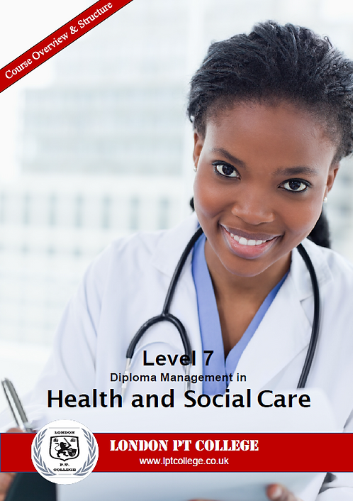 Level 7 Health & Social Care Course