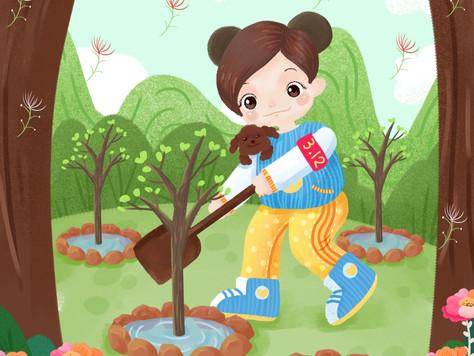 十年樹木、百年樹人-台灣環境復育和水土涵養的起源