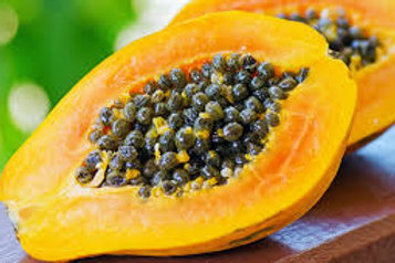 Sweet Papaya Fruit Seeds