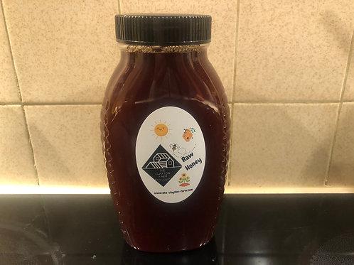 The Clayton Farm Raw Honey 2 LB