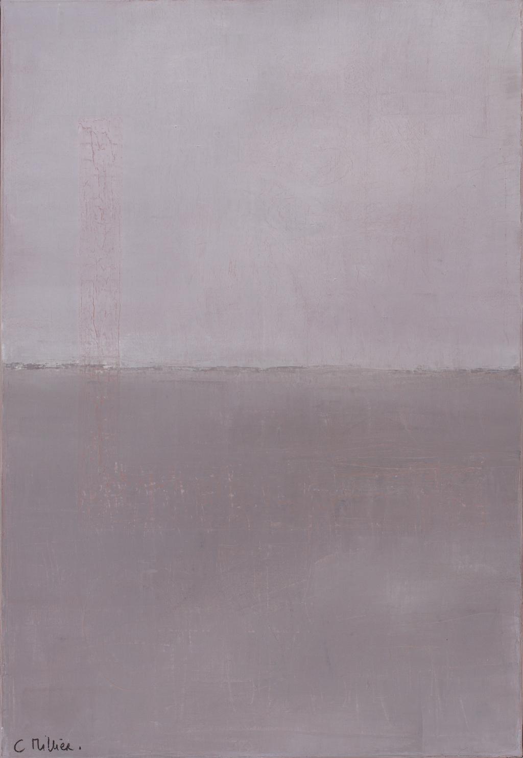 Huile sur toile - 50x80 cm