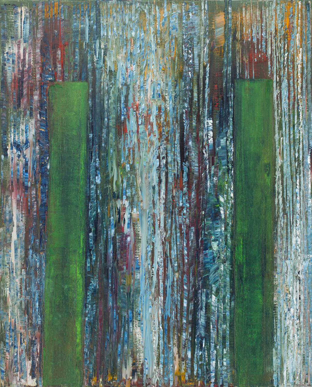Huile sur toile - 81x100 cm