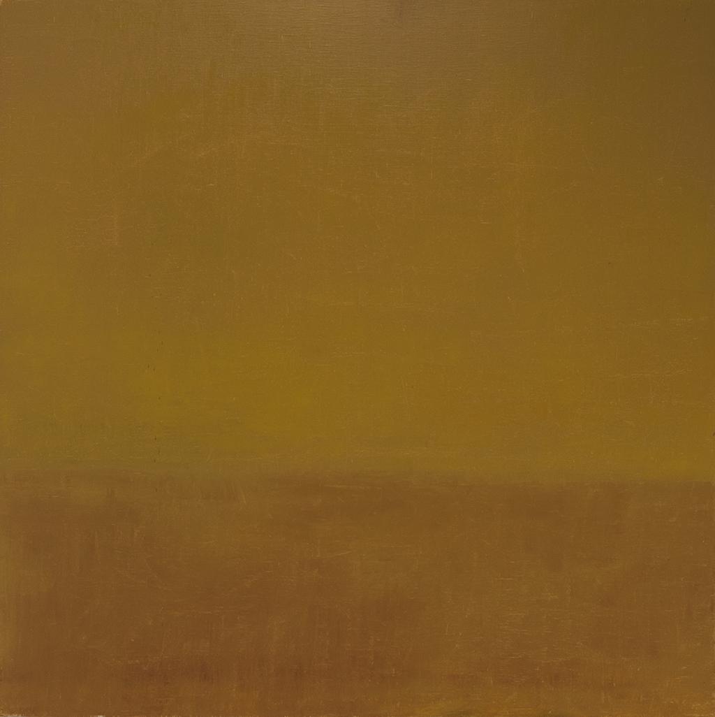 Huile sur toile - 120x120 cm