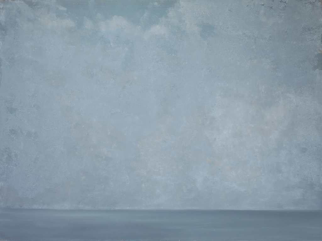 Huile sur toile - 97x130 cm