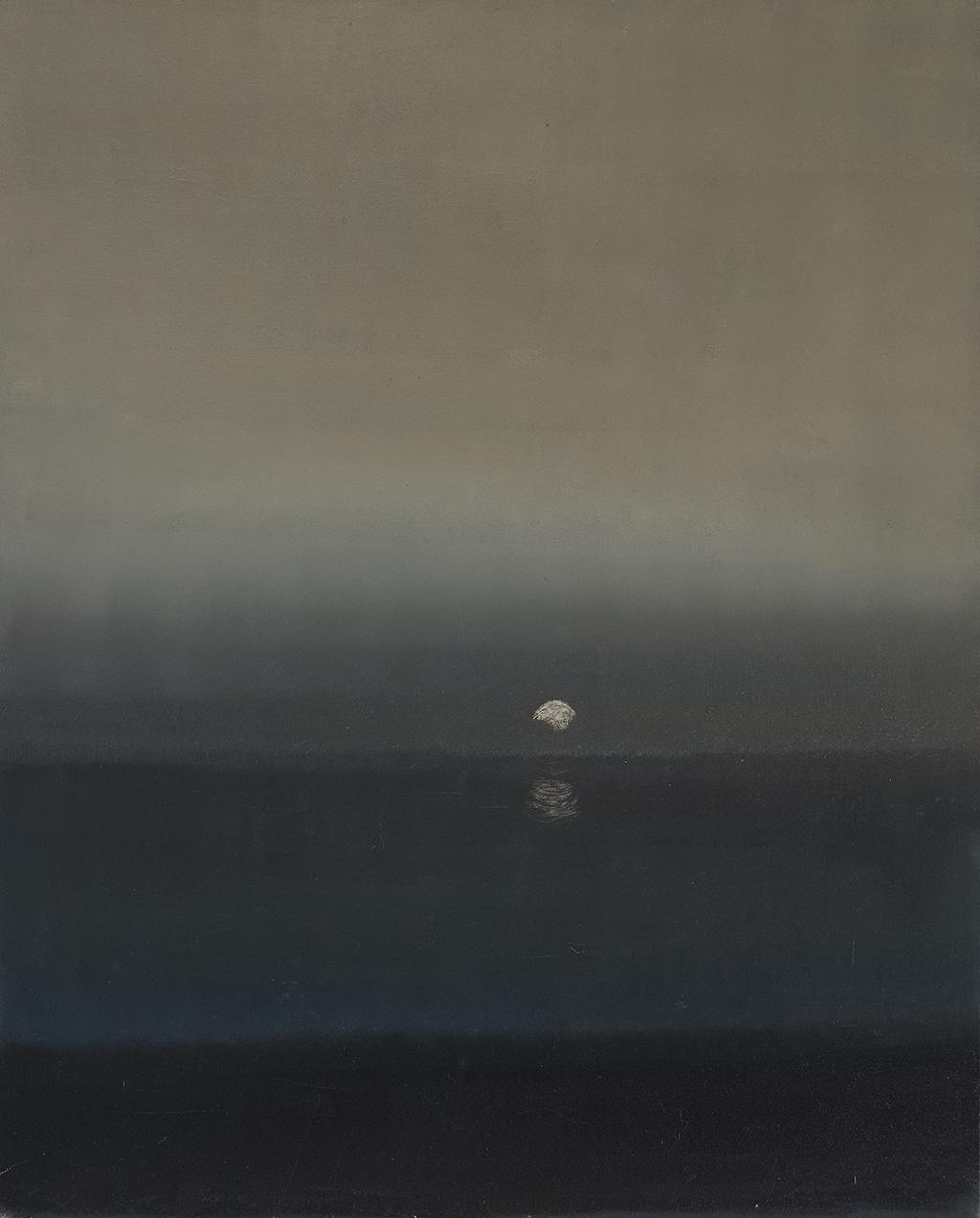 Huile sur toile - 80x100 cm