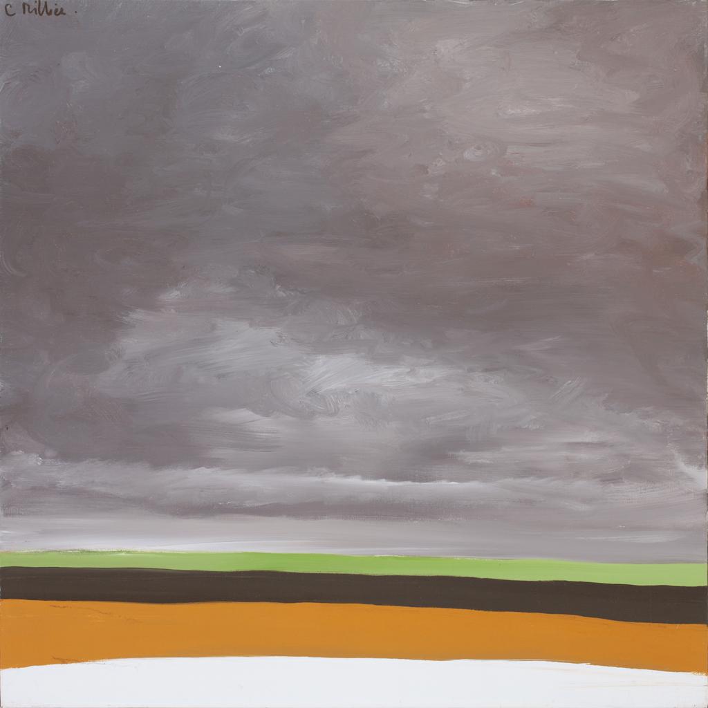 Acrylique sur toile - 80x80 cm