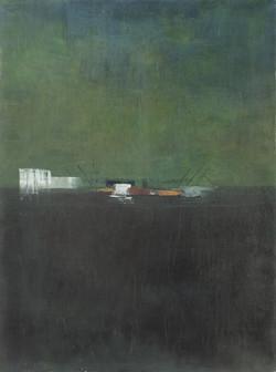Huile sur toile - 89x130 cm