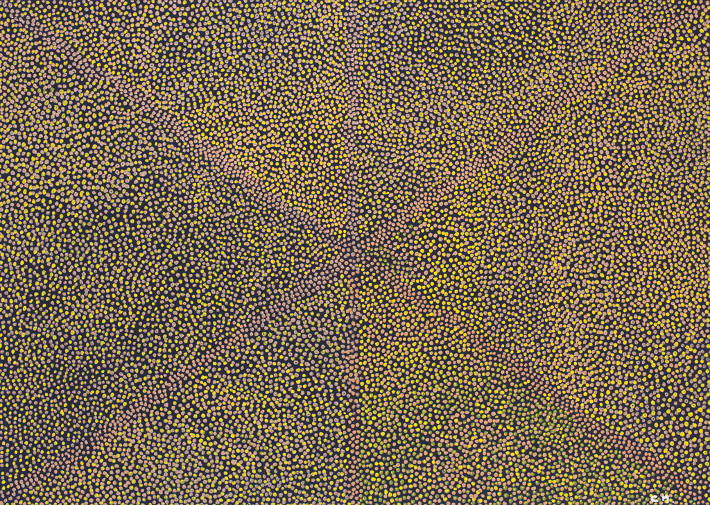 Gouache sur papier - 50x70 cm
