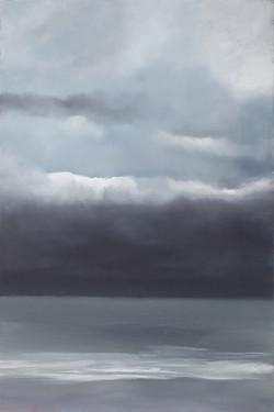 Huile sur toile - 81x120 cm