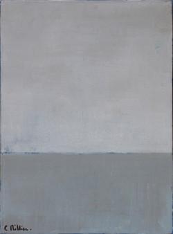 Huile sur toile - 60x80 cm