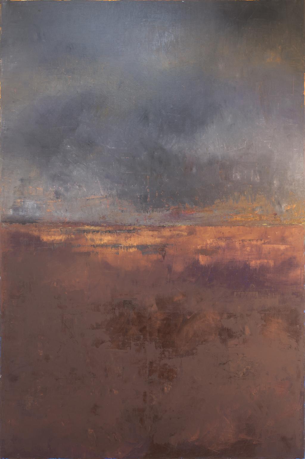 Huile sur toile - 130x190 cm