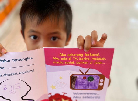 Thank you Bali Institute for your donation!