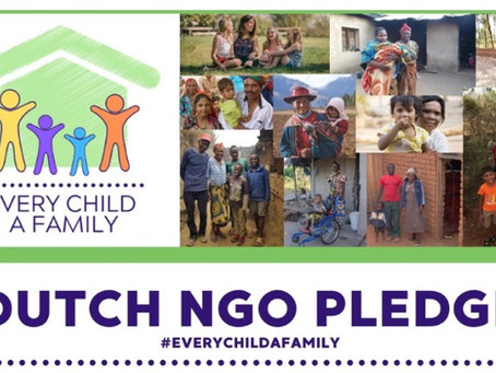 Pledge Every Child A Family