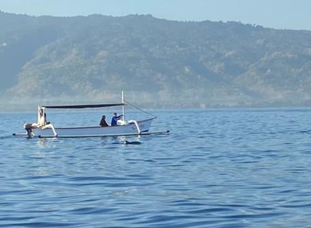 Pilot research ocean noise Bali sea