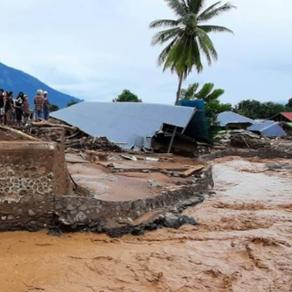Westerlaken foundation/Yayasan Bali Bersih received a fund of 10.400 euro for emergency help in NTT