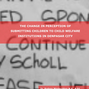 Research report by founder Westerlaken foundation about orphanages in Denpasar online.