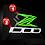 Thumbnail: Protector de Radiador Z1000/Z1000 SX