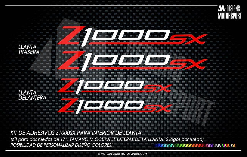 LLANTA INTERIOR Z1000SX XL