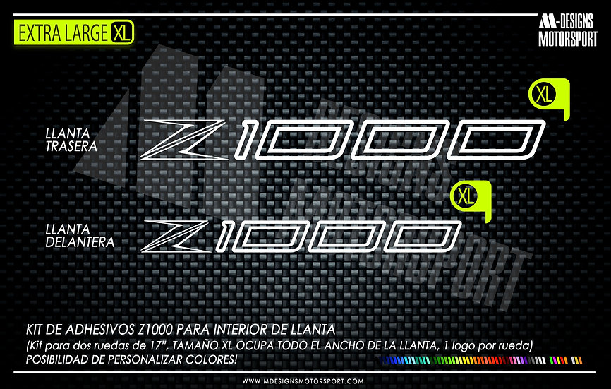 LLANTA INTERIOR Z1000 XL