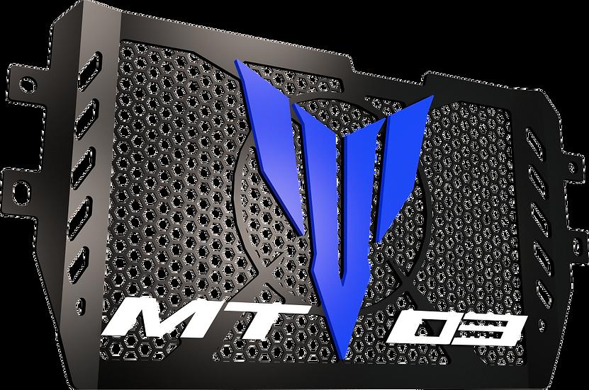 Protector de Radiador MT 03 (2016-2017)