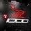 Thumbnail: PACK PROTECTOR RADIADOR Z1000 +SOPORTE BASCULANTE  DIABOLO Z1000