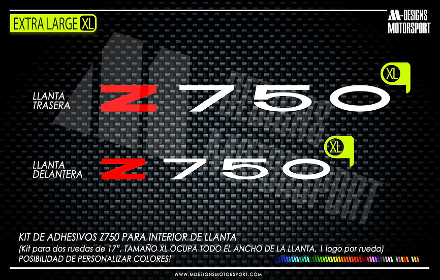 LLANTA INTERIOR Z750 XL