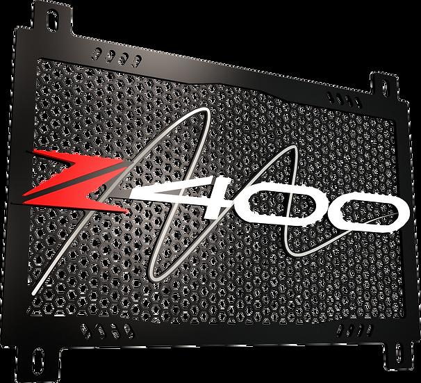 Protector de radiador Z400
