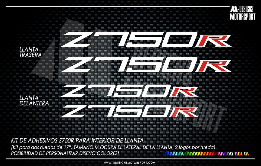 LLANTA INTERIOR Z750R