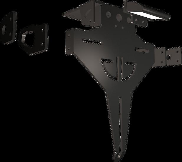 Portamatrículas Z800