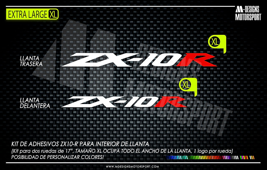 LLANTA INTERIOR ZX10R
