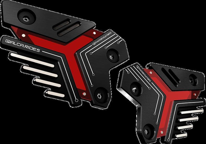 Embellecedor guardatacón Z650
