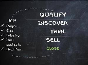 Understand your sales funnel - 70Ventures