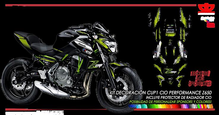 Kit ZCUP FULL 650